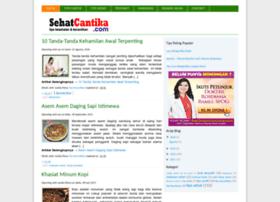 sehatcantika.com