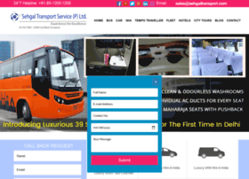 sehgaltransport.com