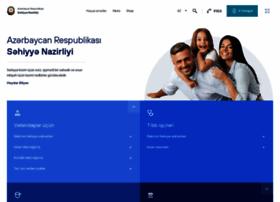 sehiyye.gov.az