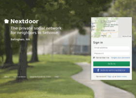 sehome.nextdoor.com