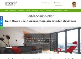 seibel-spanndecken.de
