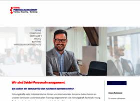 seidel-personalmanagement.com