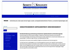 seimetz-rechtsanwaelte.de