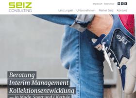 Seiz-consulting.com