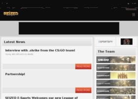 seizedesports.com