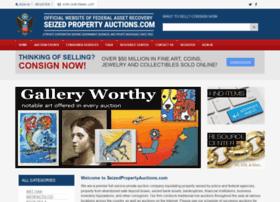 seizedpropertyauctions.com