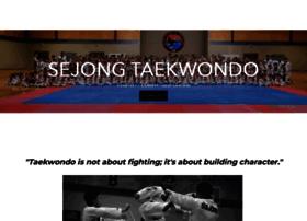 sejongtkd.com