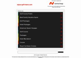sejour-golf-maroc.com