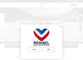 sejour-ski.meribel.net