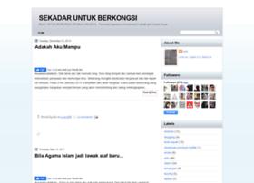 sekadaruntukberkongsi.blogspot.com
