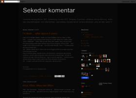 sekedar-komentar.blogspot.com