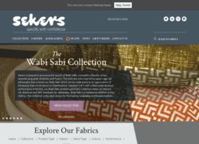 sekersfabrics.co.uk