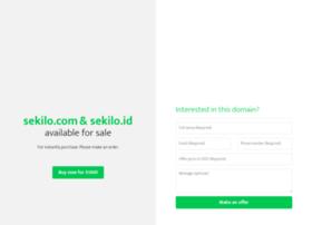 sekilo.com