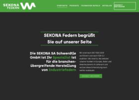 sekona.com