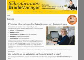 sekretaerinnen-briefe.de