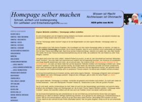 selber-machen-homepage.de