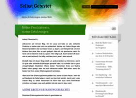 selbstgetestet.wordpress.com