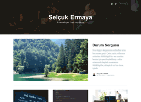 selcukermaya.com