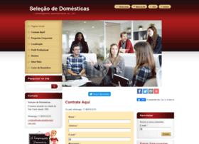 selecaodedomesticas.com