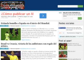 seleccionespanola.net