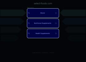 select-foods.com