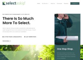 selectaskip.co.uk