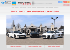 selectautoimports.com