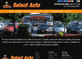 selectautoomaha.com