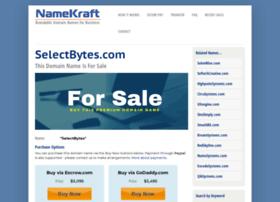 selectbytes.com