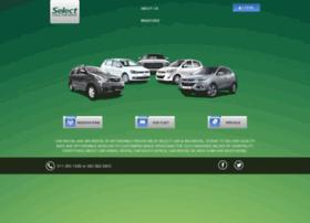 selectcarhire.co.za