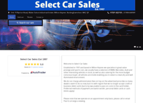selectcarsales.net