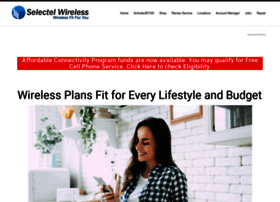 selectelwireless.com