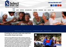 selecthomecare.com