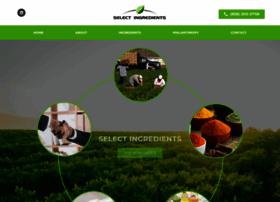 selectingredients.com