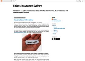 selectinsuresydney.blogspot.com.au