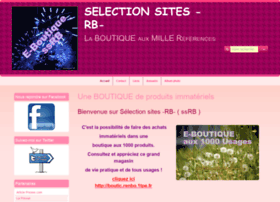 selectionsitesrb.e-monsite.com
