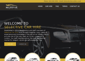 selectivecarhire.co.uk