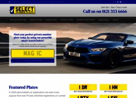 Selectnumberplates.co.uk