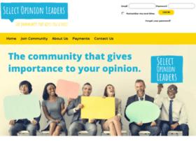 selectopinionleaders.com.au