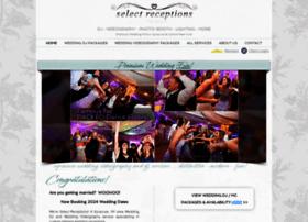 selectreceptions.com