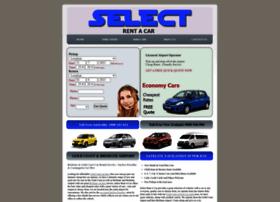 selectrentacar.com.au