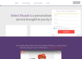 selectshaadi.com