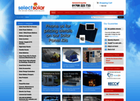 selectsolar.co.uk