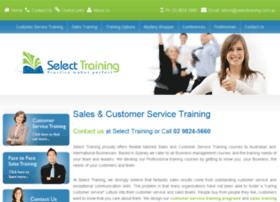 selecttraining.com.au