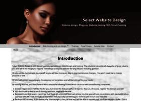 selectwebsitedesign.com
