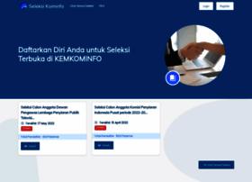 seleksi.kominfo.go.id