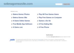 selenagomezsite.com