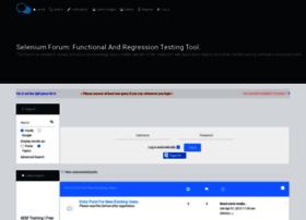 Seleniumforum.forumotion.net