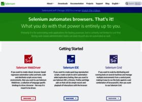 seleniumhq.org