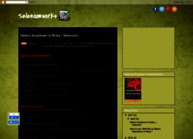 seleniumworks.blogspot.co.uk